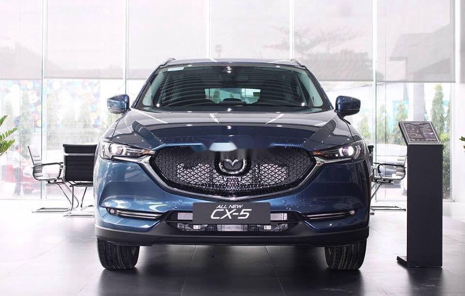 Bán Mazda CX 5 đời 2018, màu xanh lam, nhập khẩu (6)