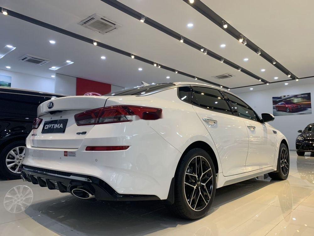 Cần bán xe Kia Optima đời 2019, màu trắng, giá chỉ 969 triệu xe nội thất đẹp (3)