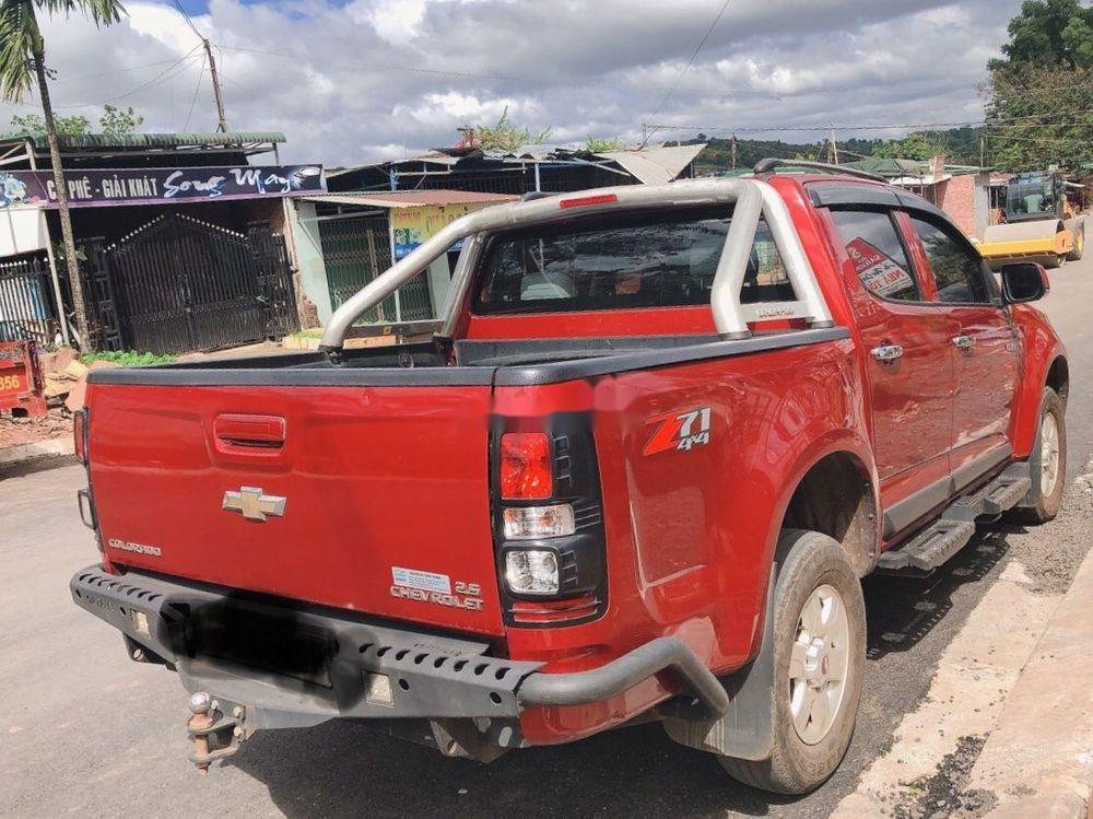 Cần bán Chevrolet Colorado 2016 xe nguyên bản (1)