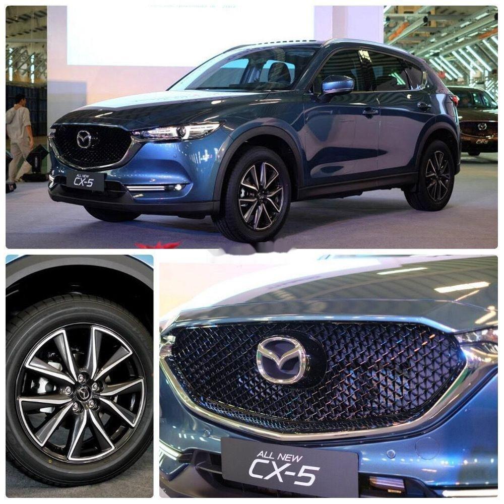 Bán Mazda CX 5 đời 2018, màu xanh lam, nhập khẩu (5)