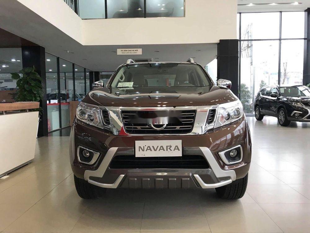 Bán Nissan Navara 2019, màu nâu, xe nhập (5)