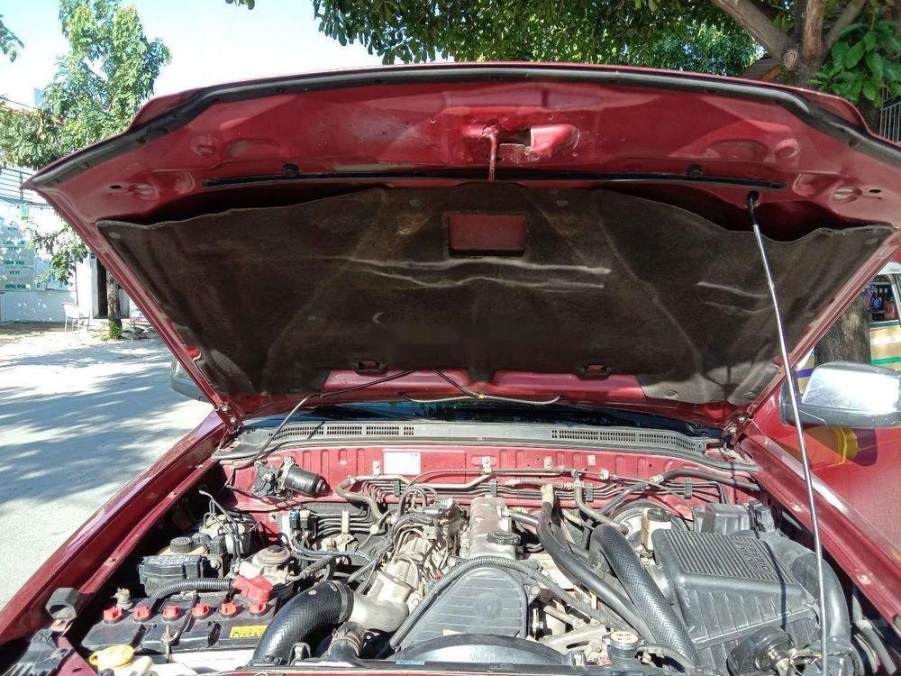 Bán Ford Everest năm 2008, màu đỏ, xe nhập chính hãng (9)