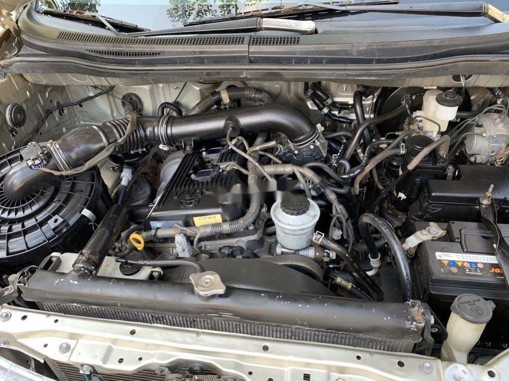 Bán ô tô Toyota Innova 2006, màu bạc xe nguyên bản (8)