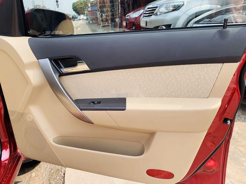 Bán xe Chevrolet Aveo đời 2018, màu đỏ, mới chạy 9.700km (7)