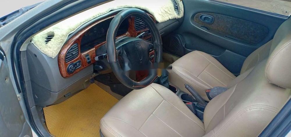Cần bán gấp Kia Spectra 2004, màu bạc xe nguyên bản (8)