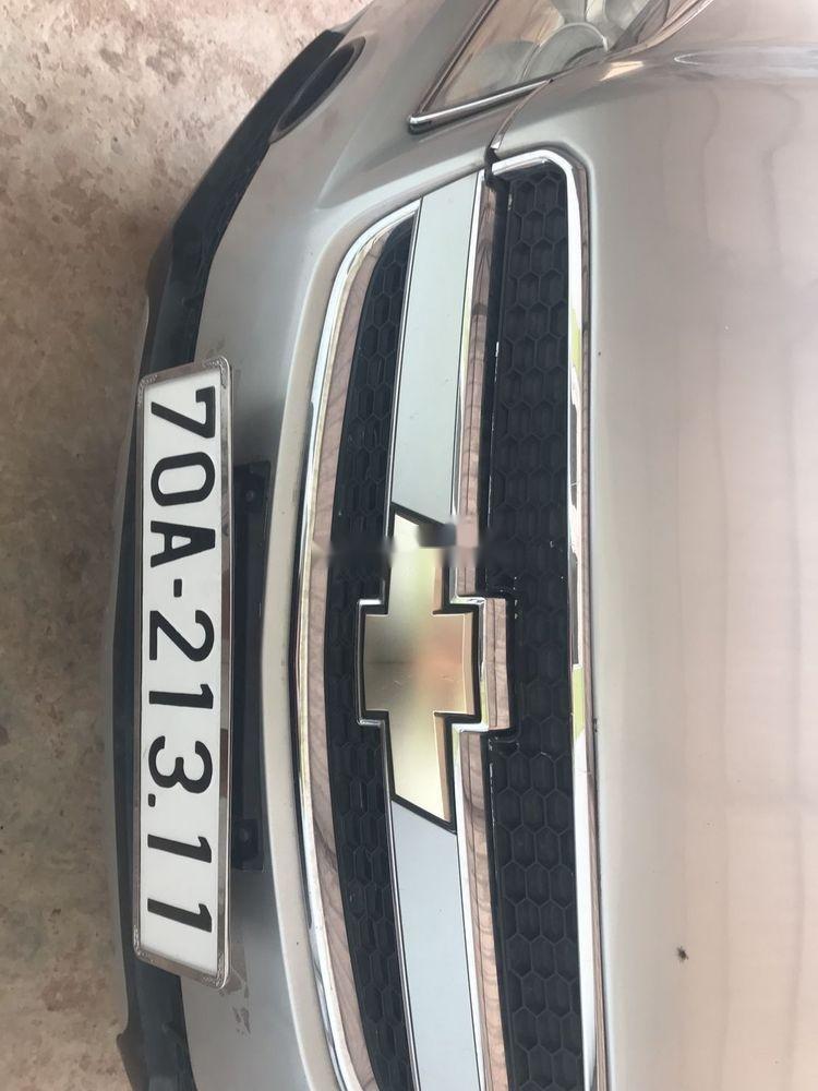 Bán Chevrolet Captiva đời 2007, giá tốt (4)