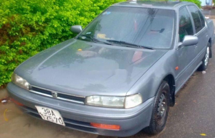 Cần bán xe Honda Accord 1995, màu xanh lam, nhập khẩu chính hãng (2)