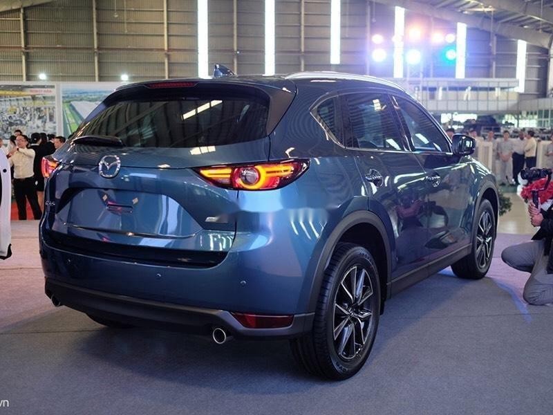 Bán Mazda CX 5 đời 2018, màu xanh lam, nhập khẩu (4)