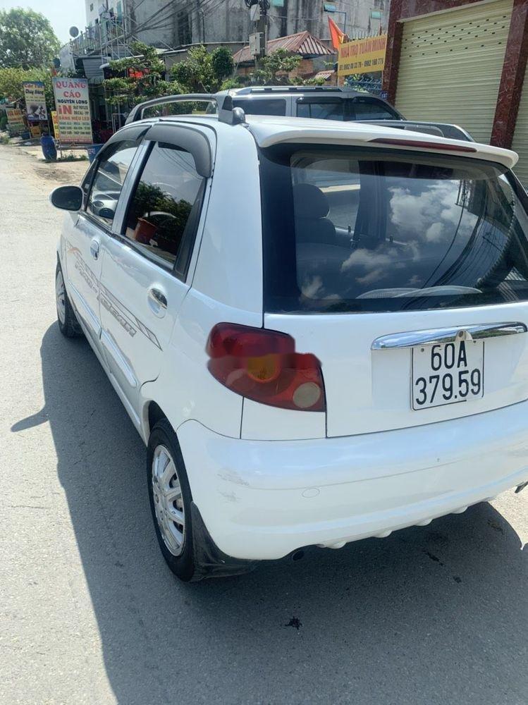 Cần bán gấp Daewoo Matiz năm sản xuất 2007, màu trắng, nhập khẩu chính hãng (3)