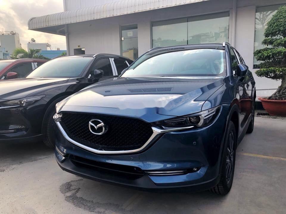 Bán Mazda CX 5 đời 2018, màu xanh lam, nhập khẩu (1)