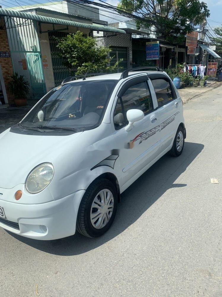 Cần bán gấp Daewoo Matiz năm sản xuất 2007, màu trắng, nhập khẩu chính hãng (1)
