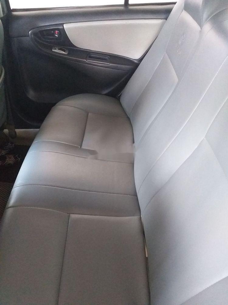 Cần bán xe cũ Toyota Vios đời 2007, màu bạc (6)