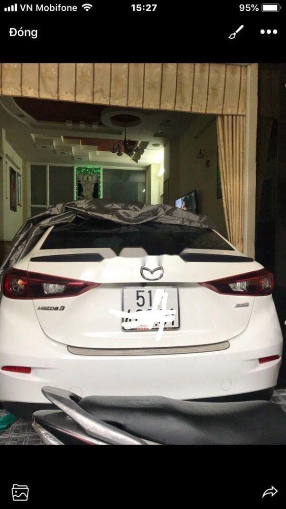Cần bán Mazda 3 năm sản xuất 2017, màu trắng, nhập khẩu (2)