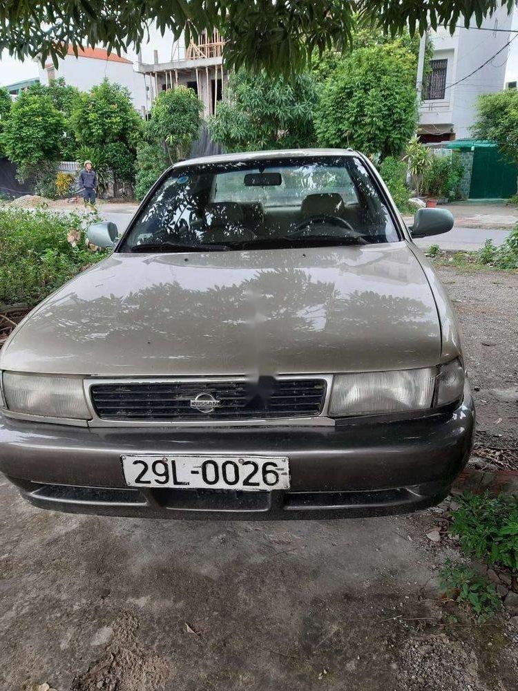Bán xe Nissan 100NX năm sản xuất 1992, màu xám, nhập khẩu (1)