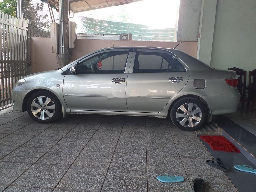 Cần bán xe cũ Toyota Vios đời 2007, màu bạc (8)