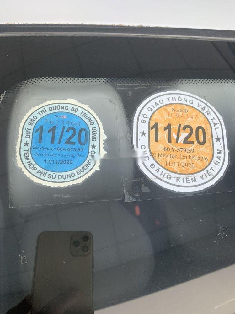 Cần bán gấp Daewoo Matiz năm sản xuất 2007, màu trắng, nhập khẩu chính hãng (7)