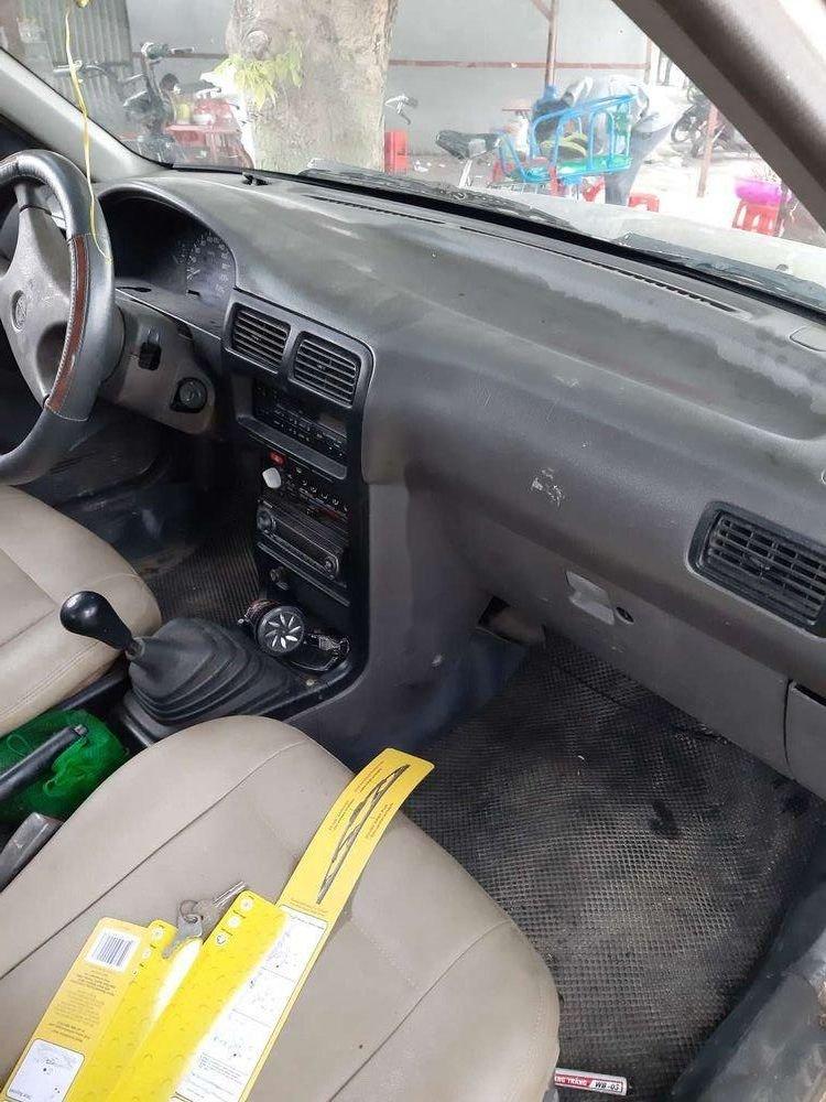 Bán xe Nissan 100NX năm sản xuất 1992, màu xám, nhập khẩu (3)