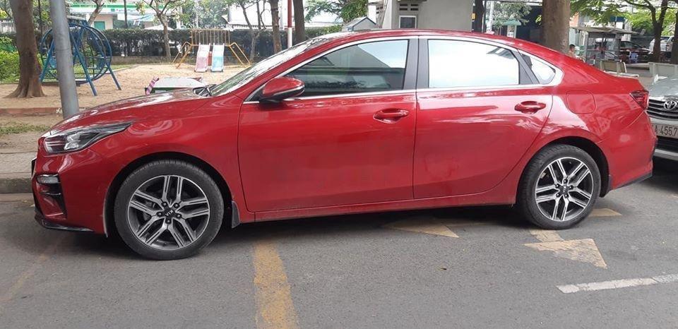 Bán Kia Cerato 2.0 Premium đời 2019, màu đỏ, nhập khẩu giá cạnh tranh (2)