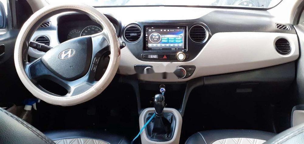 Cần bán xe Hyundai Grand i10 2014, màu trắng, xe nhập chính hãng (2)