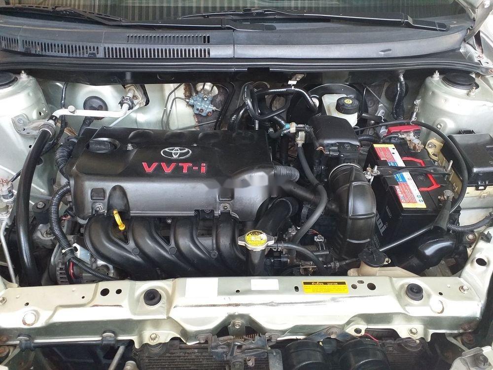 Cần bán xe cũ Toyota Vios đời 2007, màu bạc (3)