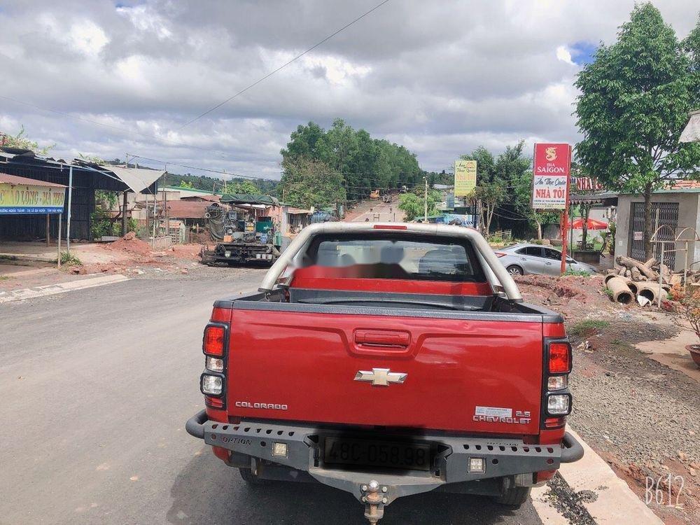 Cần bán Chevrolet Colorado 2016 xe nguyên bản (2)