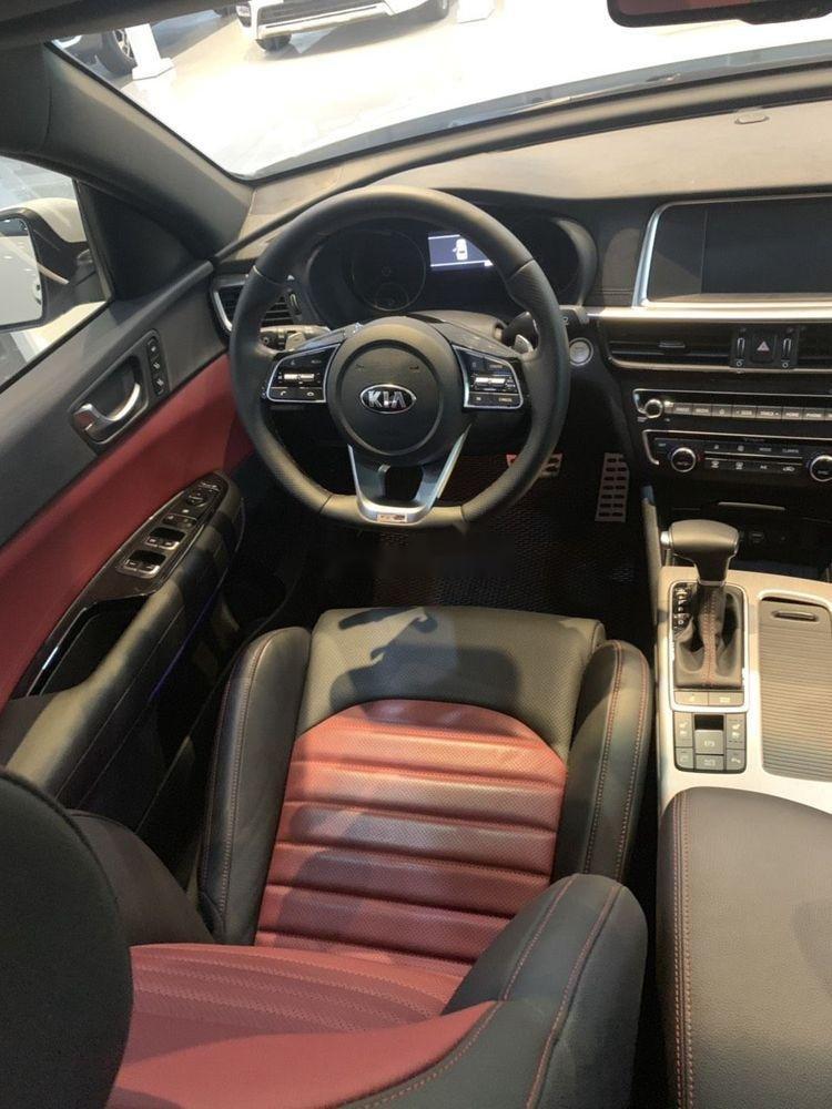 Cần bán xe Kia Optima đời 2019, màu trắng, giá chỉ 969 triệu xe nội thất đẹp (6)