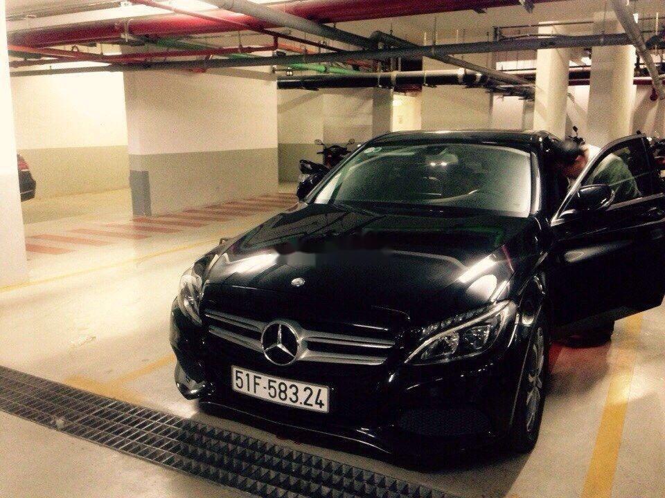Bán Mercedes năm sản xuất 2018 xe nguyên bản (1)