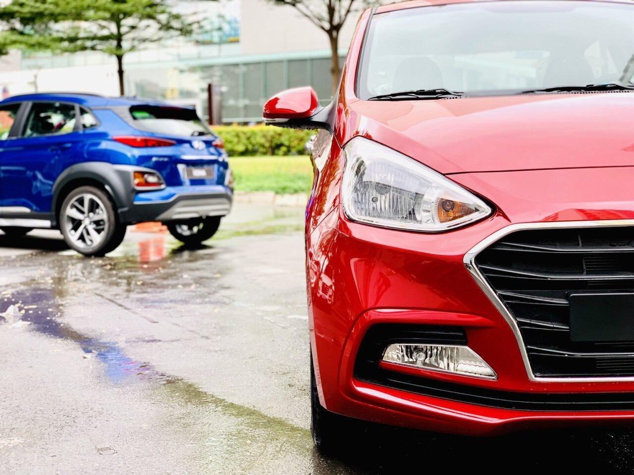 Hyundai Grand i10 giá tốt, góp 90%, hỗ trợ Grab 5 triệu tiền mặt, tặng phụ kiện giá trị thật (6)