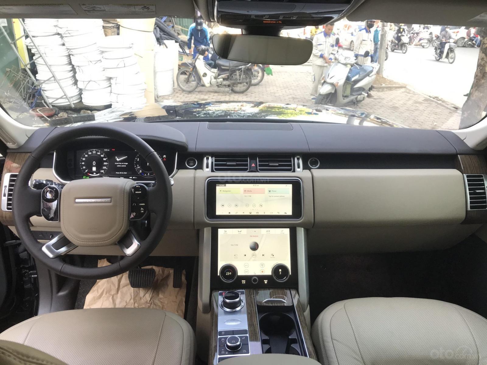 Bán LandRover Range Rover đời 2019, nhập khẩu nguyên chiếc hàng có sẵn (9)