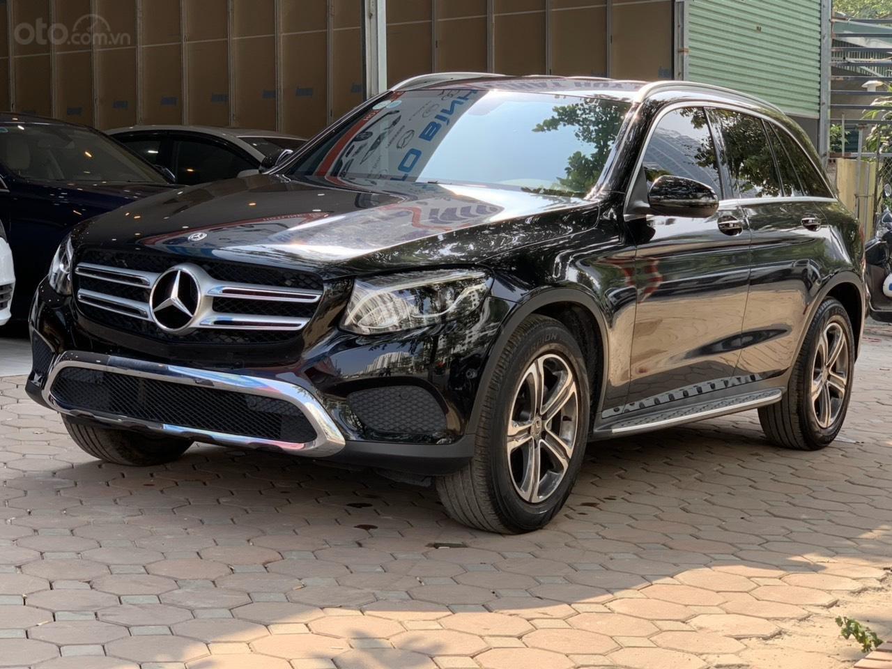 Bán ô tô Mercedes GLC200 sx 2018 (8)