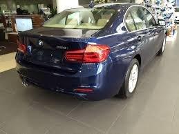 Bán xe BMW 320i đời 2019, màu xanh lam, nhập khẩu nguyên chiếc (3)