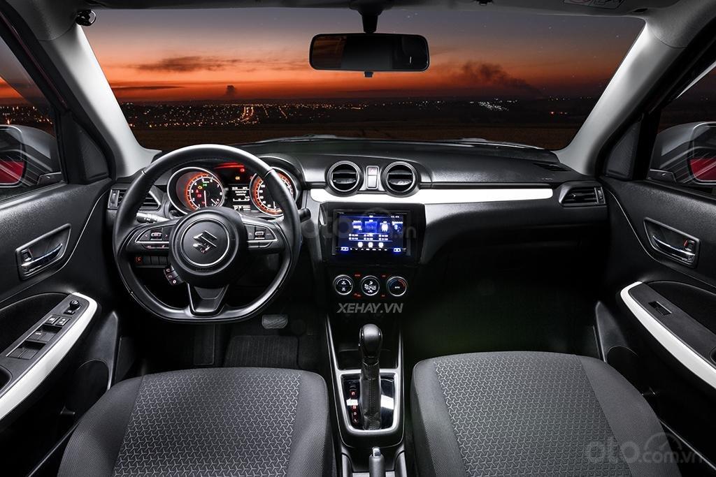 Suzuki Swift 2019, ưu đãi 30tr+ phụ kiện đặc biệt, giao ngay (4)
