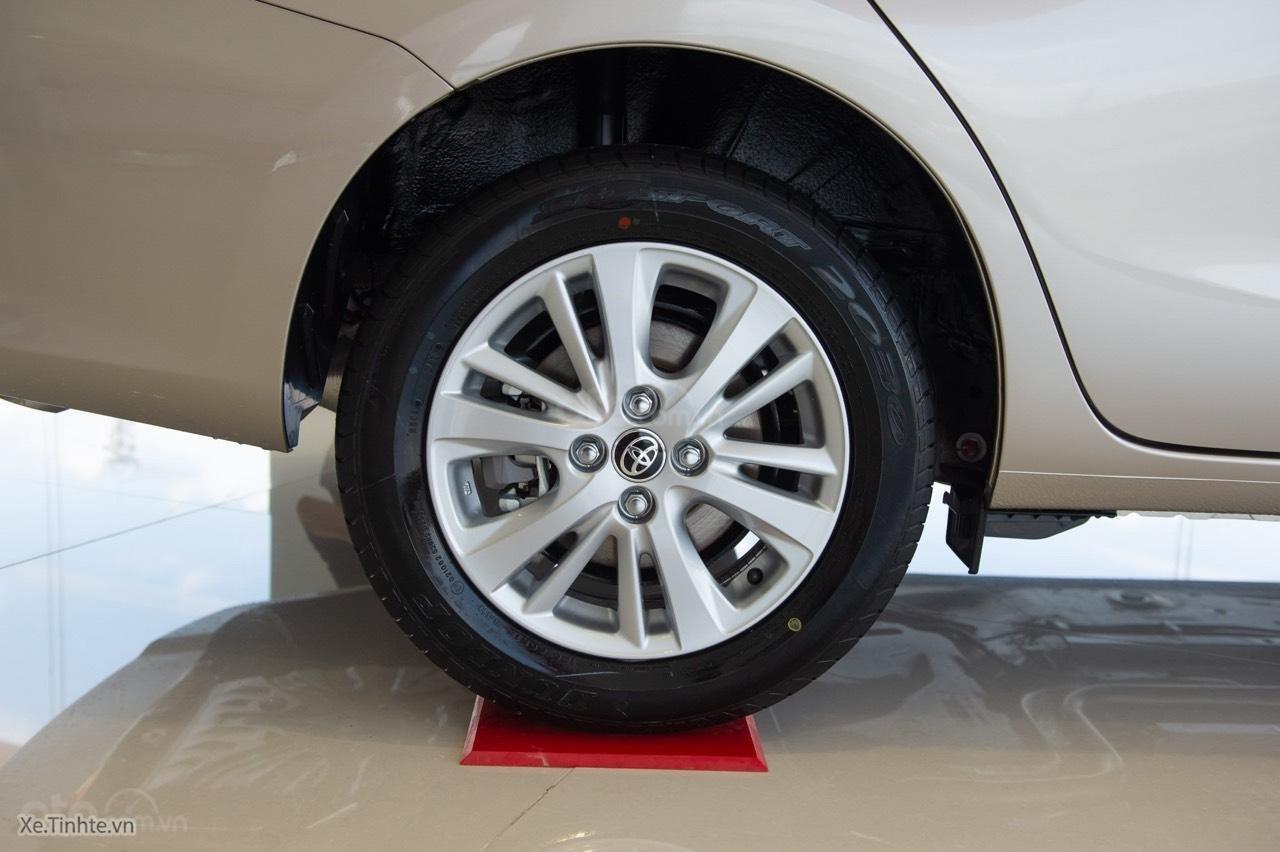 Toyota Vios mới giá tốt LH: 0936936366 mua trả góp lãi suất 0%, 165 triệu giao xe ngay (6)