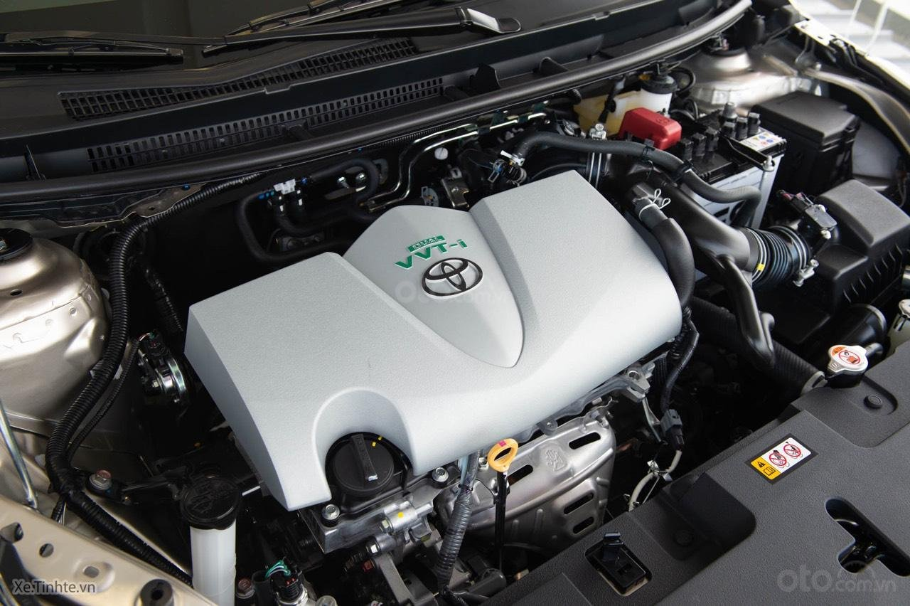 Toyota Vios mới giá tốt LH: 0936936366 mua trả góp lãi suất 0%, 165 triệu giao xe ngay (13)
