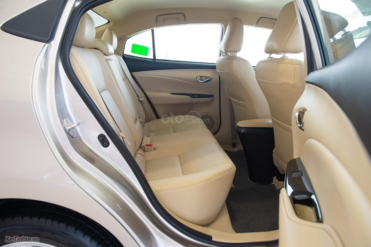Toyota Vios mới giá tốt LH: 0936936366 mua trả góp lãi suất 0%, 165 triệu giao xe ngay (10)