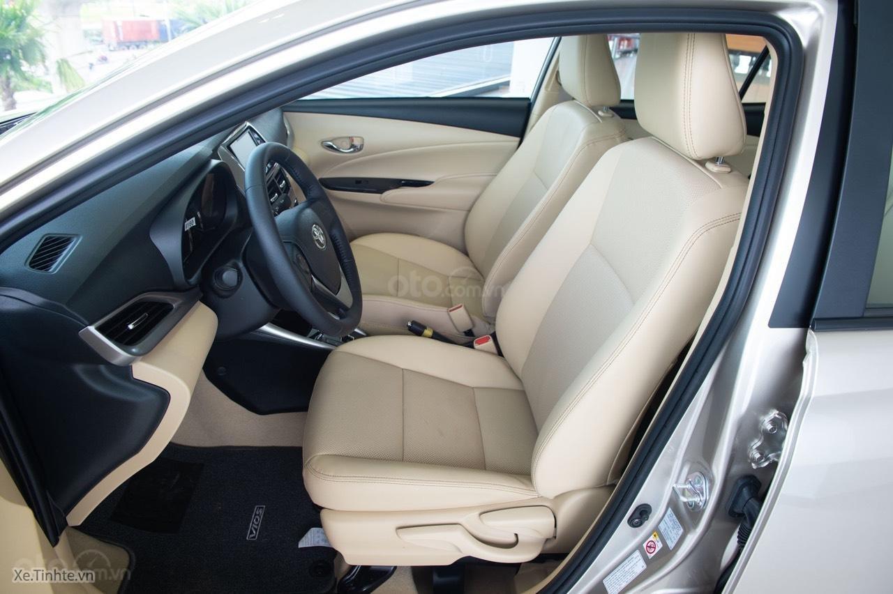 Toyota Vios mới giá tốt LH: 0936936366 mua trả góp lãi suất 0%, 165 triệu giao xe ngay (8)