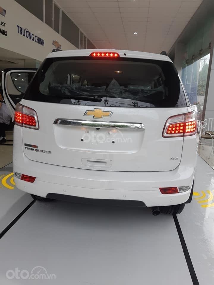 Chevrolet Trailblazer ưu đãi đến 100 triệu đồng, hỗ trợ vay trả góp (3)