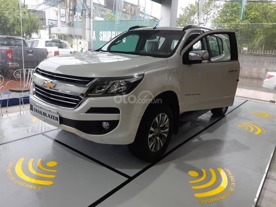 Chevrolet Trailblazer ưu đãi đến 100 triệu đồng, hỗ trợ vay trả góp (2)