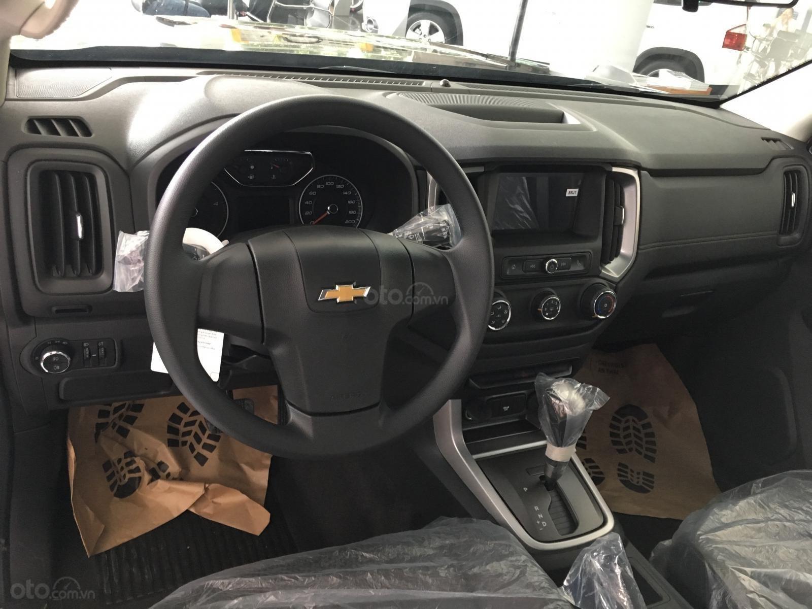 Chevrolet Trailblazer ưu đãi đến 100 triệu đồng, hỗ trợ vay trả góp (10)