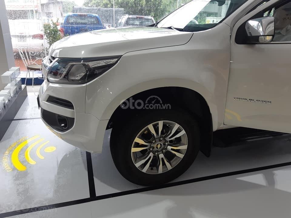 Chevrolet Trailblazer ưu đãi đến 100 triệu đồng, hỗ trợ vay trả góp (4)