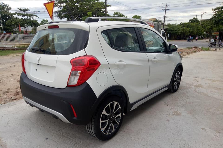 Bán xe VinFast Fadil Base 2019 mới 100% - màu trắng - Hỗ trợ trả gớp 70% (3)