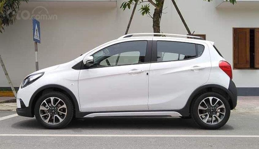 Bán xe VinFast Fadil Base 2019 mới 100% - màu trắng - Hỗ trợ trả gớp 70% (2)