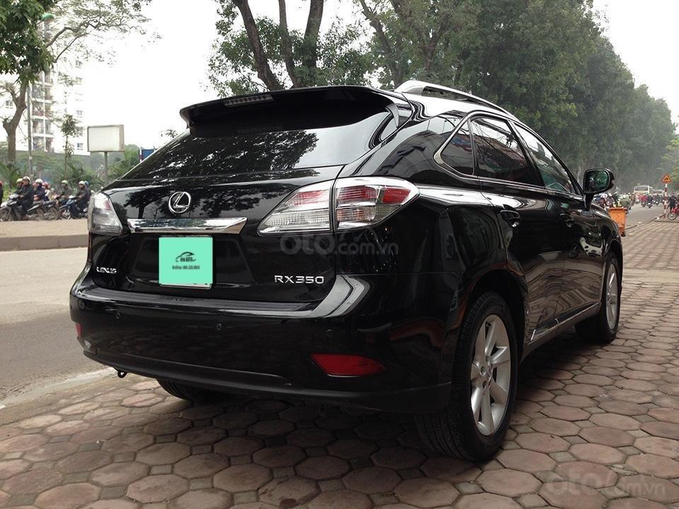 Bán Lexus RX350 model 2011, Full option, biển Hà Nội, 1 chủ từ đầu, lịch sử đầy đủ (2)
