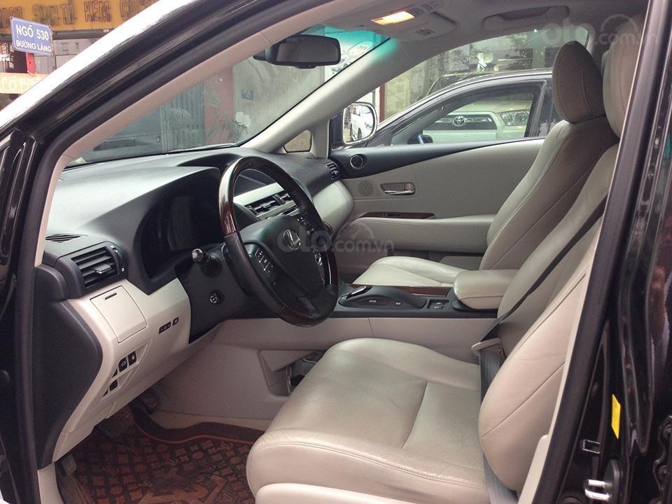 Bán Lexus RX350 model 2011, Full option, biển Hà Nội, 1 chủ từ đầu, lịch sử đầy đủ (3)