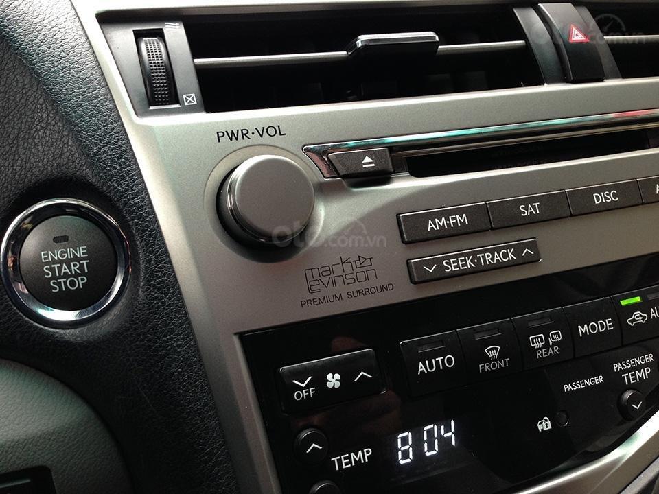 Bán Lexus RX350 model 2011, Full option, biển Hà Nội, 1 chủ từ đầu, lịch sử đầy đủ (7)
