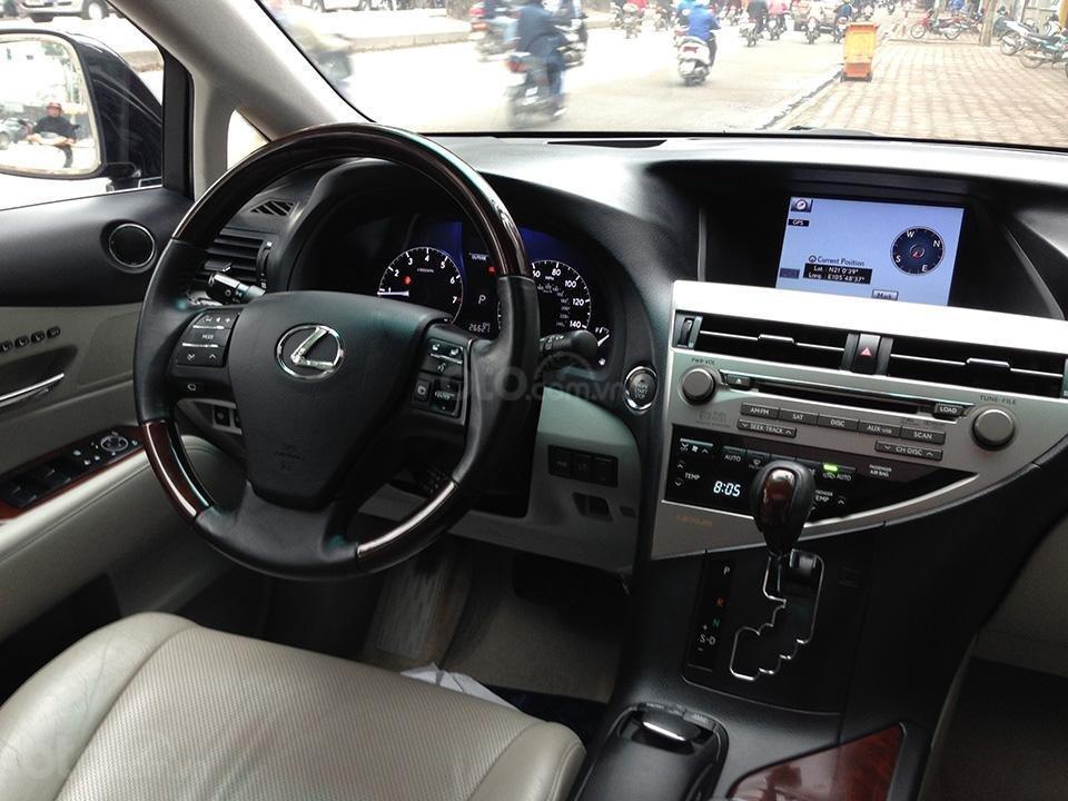 Bán Lexus RX350 model 2011, Full option, biển Hà Nội, 1 chủ từ đầu, lịch sử đầy đủ (5)