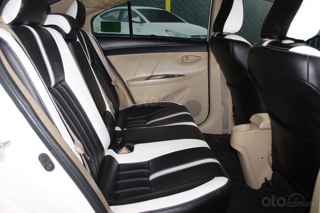 Toyota Vios E 1.5MT 2018, trả góp 70%, có kiểm định chất lượng (6)