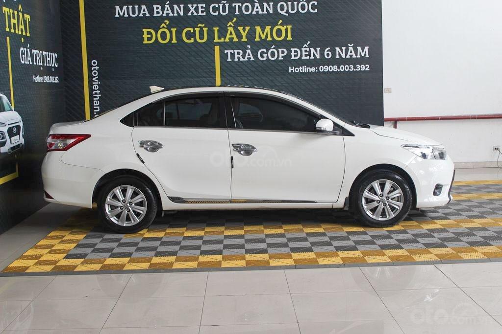 Toyota Vios E 1.5MT 2018, trả góp 70%, có kiểm định chất lượng (4)