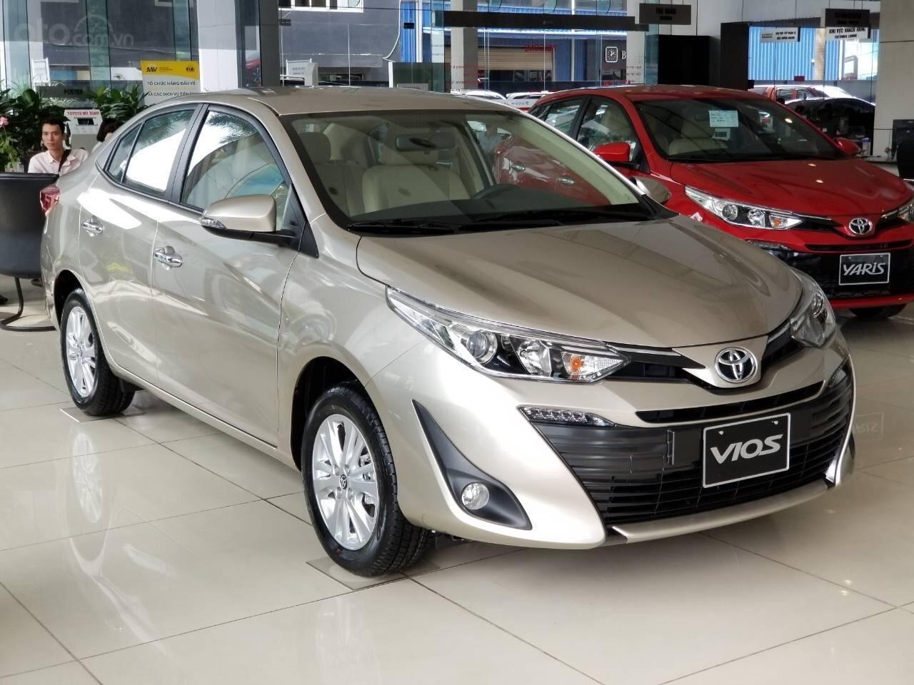 Bán nhanh chiếc xe Toyota Vios 1.5G CVT - 2019 với giá cạnh tranh nhất thị trường (3)
