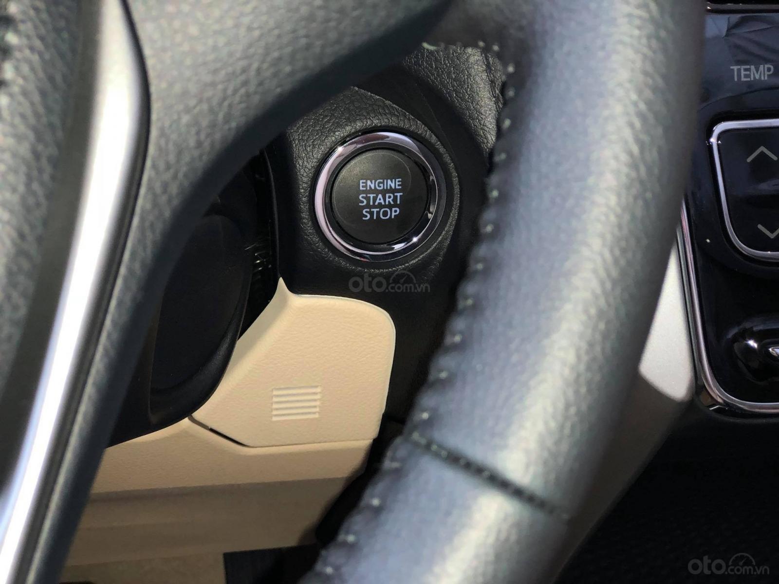 Bán nhanh chiếc xe Toyota Vios 1.5G CVT - 2019 với giá cạnh tranh nhất thị trường (11)